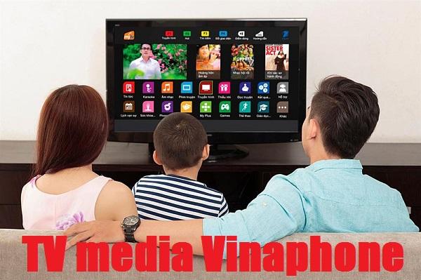 Chi tiết cách đăng ký gói TV MEDIA Vinaphone