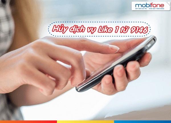 Bật mí cách hủy dịch vụ Like1 Mobifone qua tin nhắn