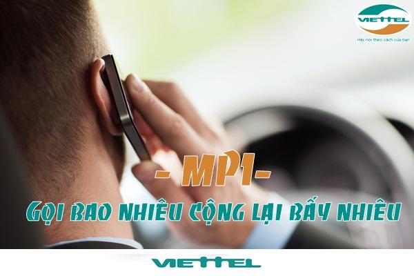 Hướng dẫn đăng kí gói MP1 Viettel nhận ngay ưu đãi lớn nhất