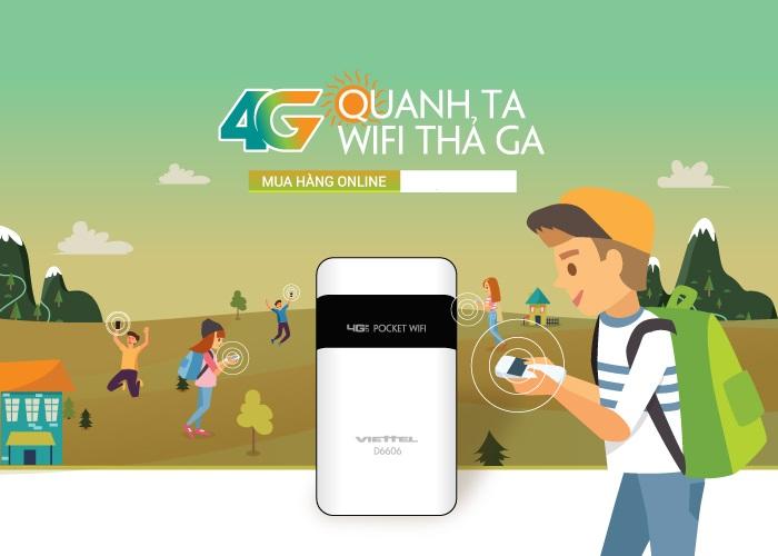 Thực hư sim Dcom có hỗ trợ truy cập 4G viettel hay không?
