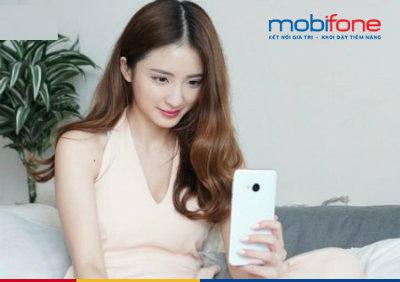Thao tác đăng ký gói cước M90 của Mobifone vô cùng đơn giản