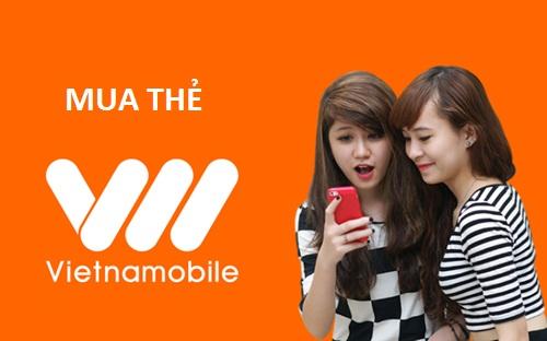 Hướng dẫn nhanh cách mua thẻ vietnamobile bằng sms
