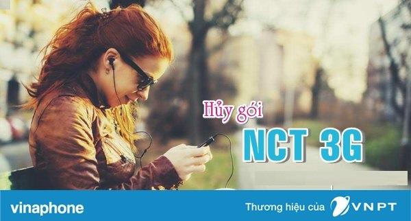 Chi tiết cách nghe nhạc thả ga từ gói NCT 3G Vinaphone