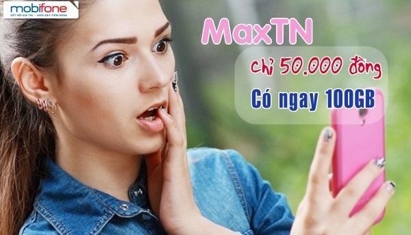 Cách nhận 100GB data tốc độ cao từ gói cước MAXTN Mobifone