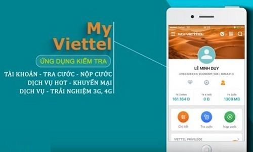Hướng dẫn nhanh cách tải ứng dụng MY Viettel về điện thoại của bạn