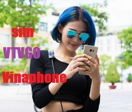 Chi tiết cách tham gia hòa mạng sim VTVGO của Vinaphone?