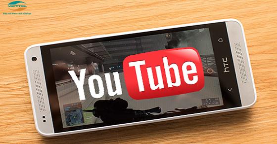 Chi tiết cách đăng ký gói cước Youtube Viettel