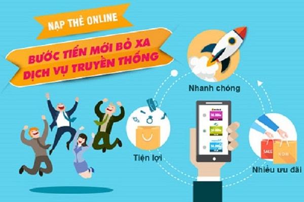 Mua thẻ điện thoại online và ý nghĩa của dịch vụ này