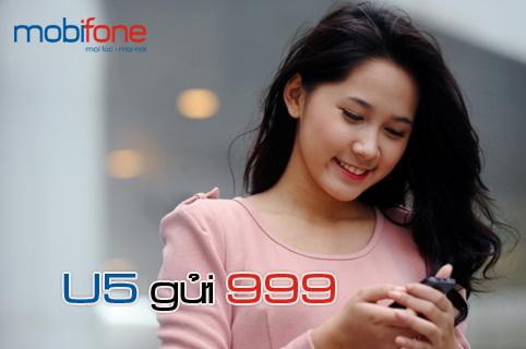 Bạn biết gì về gói cước U5 của Mobifone?