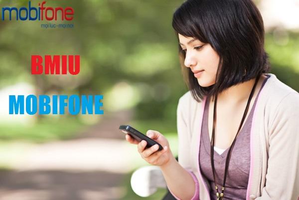 Chi tiết cách đăng ký gói BMIU Mobifone chỉ với 200,000đ