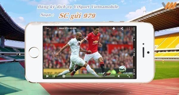 Bật mí cách nhận ưu đãi từ dịch vụ ViSport Vietnamobile