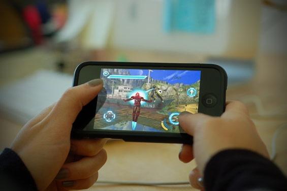 Chơi game tẹt ga với dịch vụ Game Club của Vinaphone