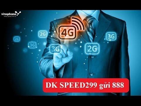 Bật mí cách đăng kí gói 4G SPEED299 Vinaphone  nhanh chóng nhất