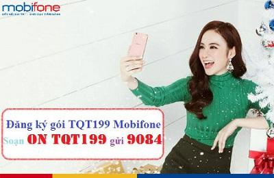 Học nhanh cách đăng kí gói TQT199 Mobifone  nhận nhiều ưu đãi nhất