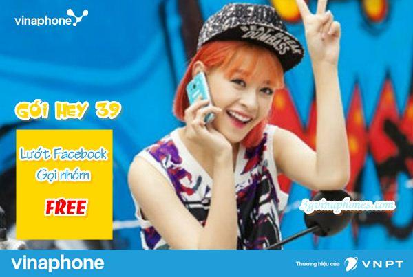 Bạn đã biết hết các ưu đãi từ dịch vụ HEY39 Vinaphone chưa?