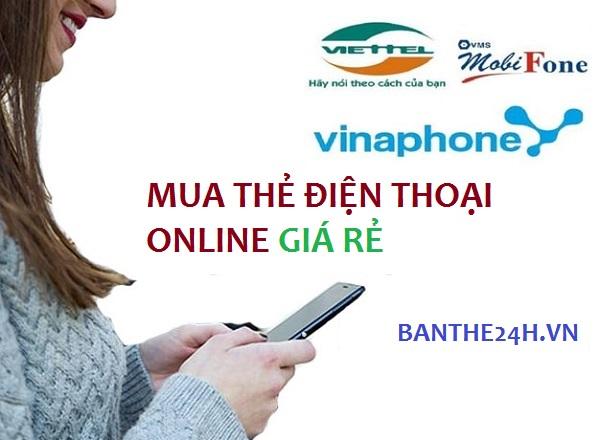 Tham khảo phương pháp mua thẻ điện thoại online giá rẻ hiệu quả!