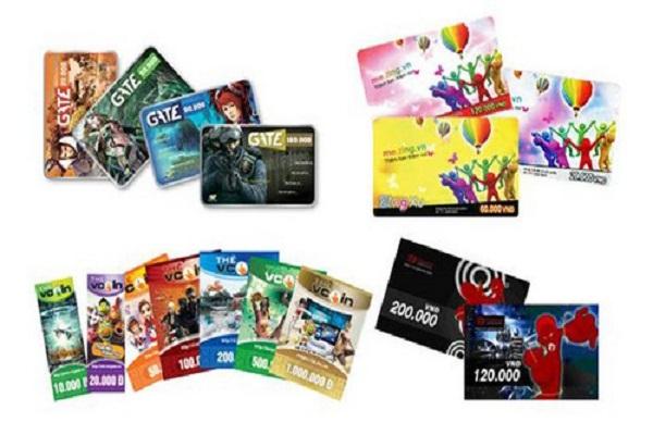 Tuyệt chiêu mua thẻ gate cực chiết khấu cao