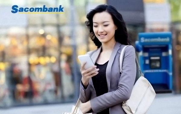 Cách mua card dt online qua tài khoản Sacombank đơn giản nhất