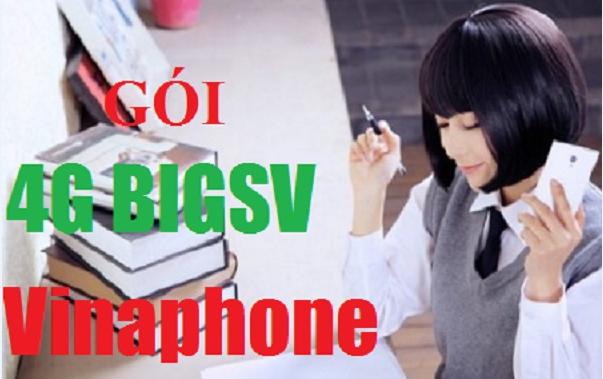 Bật mí các ưu đãi hấp dẫn từ gói 4G BIGSV Vinaphone