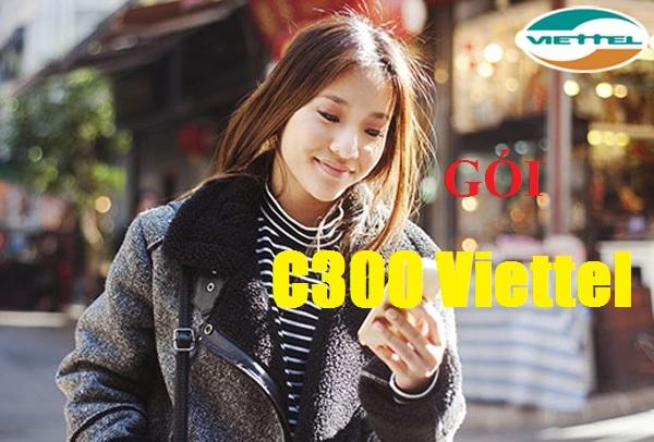 Bật mí các ưu đãi gói cước C300 của Viettel chi tiết nhất