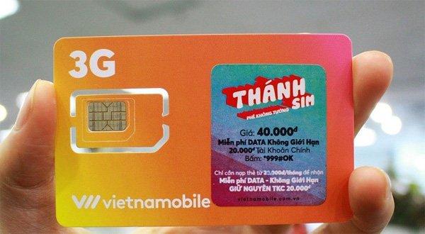 Thông tin chi tiết về chính sách sử dụng Thánh Sim Vietnamobile