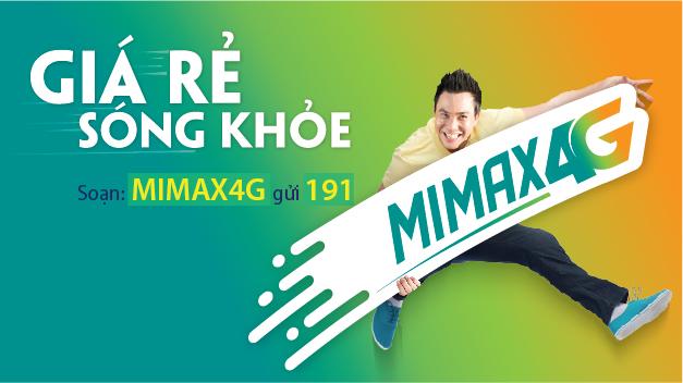 Hướng dẫn nhanh cách đăng kí gói Mimax4G Viettel