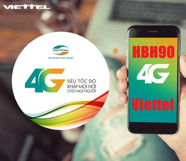 Bật mí cách nhận ưu đãi 2GB/ngày từ gói cước HBH90 Viettel