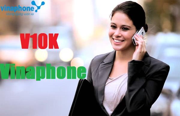 Cách nhận ưu đãi từ gói cước V10K Vinaphone gọi thoại Free