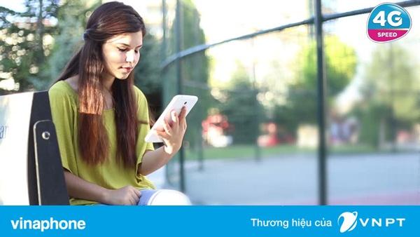 Hướng dẫn nhanh cách đăng kí gói cước 4G Data Speed Vinaphone