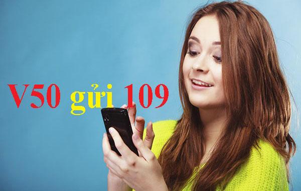 Đăng kí nhanh gói V50 Viettel gọi thoại thoải mái nhất