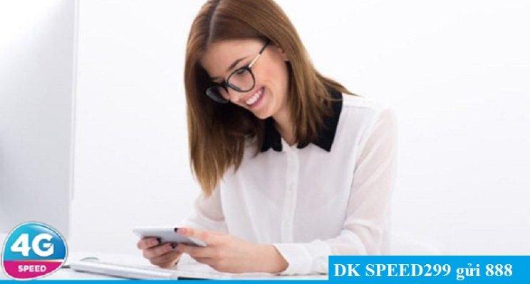 Chi tiết cách đăng kí gói 4G SPEED299 Vinaphone nhận ngay ưu đãi khủng