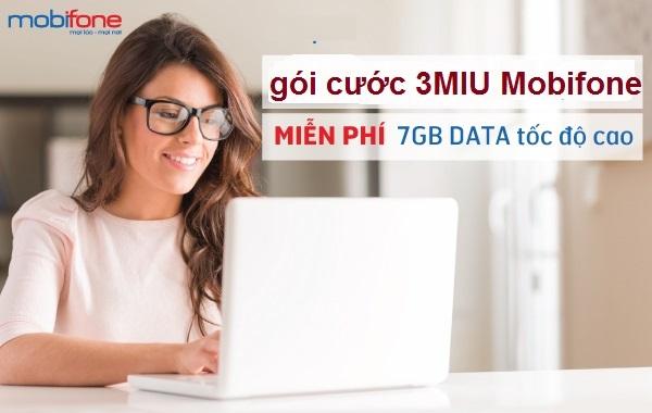 Làm sao để nhận ưu đãi từ gói cước 3MIU Mobifone nhanh nhất?