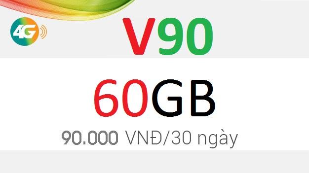 Hướng dẫn nhanh cách đăng kí gói V90 viettel chỉ với 90.000 đồng