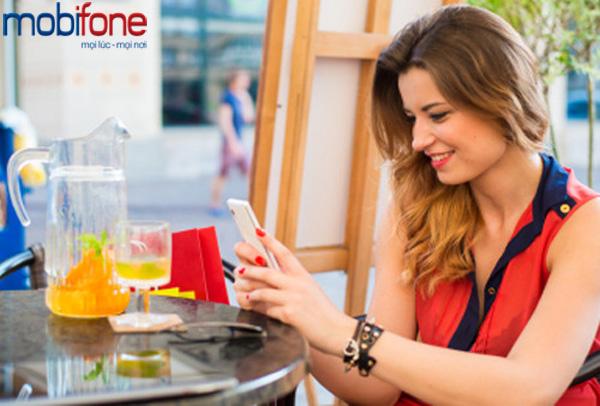 Cách đơn giản nhất để đăng ký gói cước ưu đãi 3M70 của Mobifone
