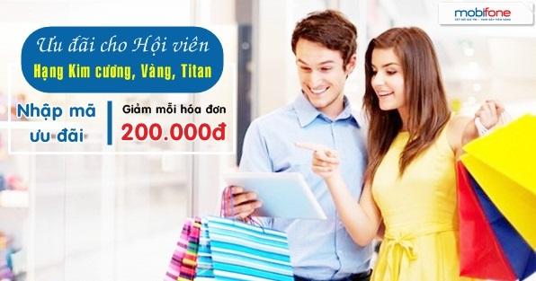 Thoải mái mua sắm với hóa đơn giảm giá 200.000đ tại Lazada Mobifone