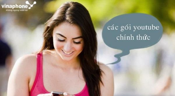 Đăng kí gói YT1 Vinaphone nhận ngay ưu đãi khủng