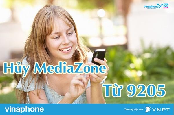 Học nhanh cách hủy dịch vụ MediaZone Vinaphone hiệu quả nhất