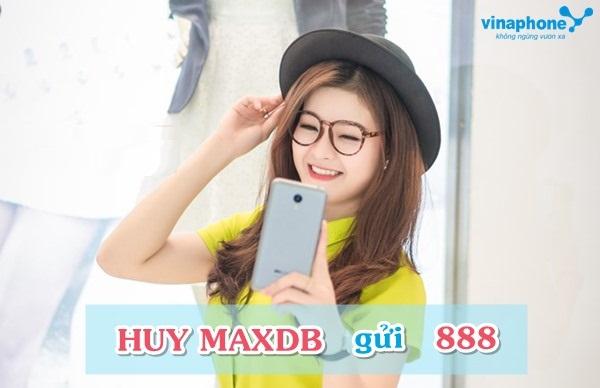 Hướng dẫn hủy gói MAXDB Vinaphone qua số 888 nhanh nhất