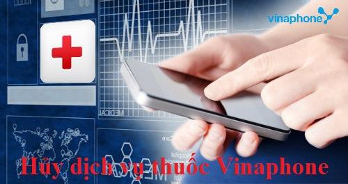 Bật mí cách hủy dịch vụ thuốc của Vinaphone qua tin nhắn