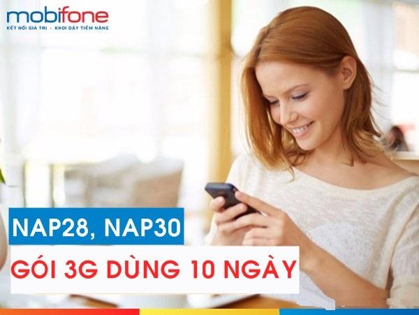 Học nhanh cách đăng kí gói 3G 10 ngày mobifone nhanh nhất