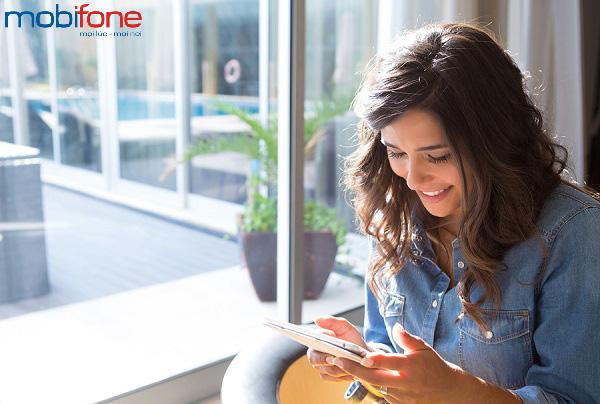 Chi tiết cách đăng kí tài khoản Mobifone Portal qua trang web?