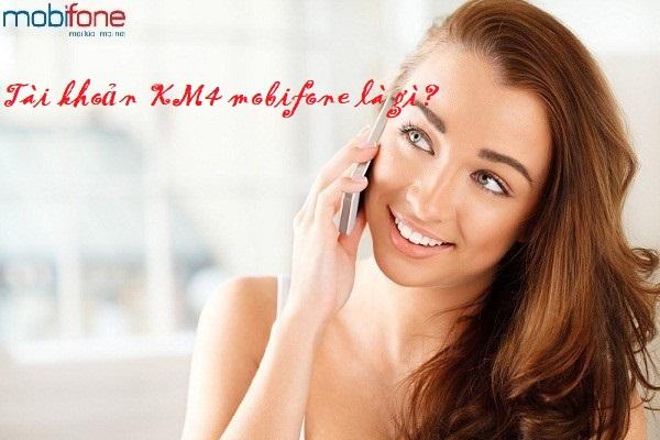 Làm sao để sử dụng hiệu quả tài khoản KM4 mobifone?