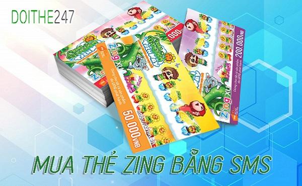 Làm thế nào để mua thẻ zing bằng sms viettel  đơn giản nhất?