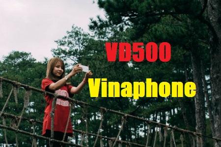Cách nhận ưu đãi miễn phí nhắn tin, gọi thoại từ gói VD500 Vinaphone