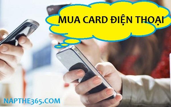 Bỏ túi nhanh cách mua card điện thoại rẻ nhất hiện nay