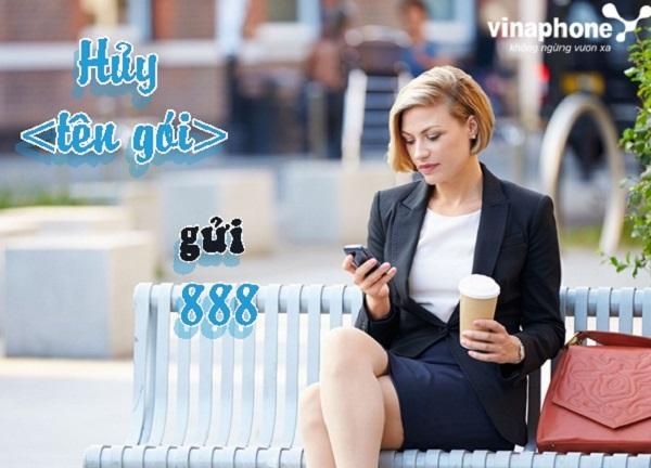 Hướng dẫn nhanh cách hủy gói Data Speed79 Vinaphone