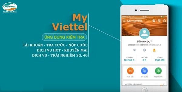 Tại sao chuẩn hóa thông tin ứng dụng My Viettel không thành công?