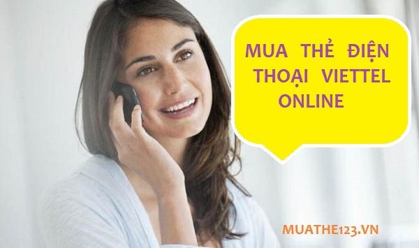 Lựa chọn ra sao giữa mua thẻ điện thoại Viettel online và truyền thống?