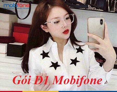 Bật mí cách đăng ký gói cước D1 Mobifone