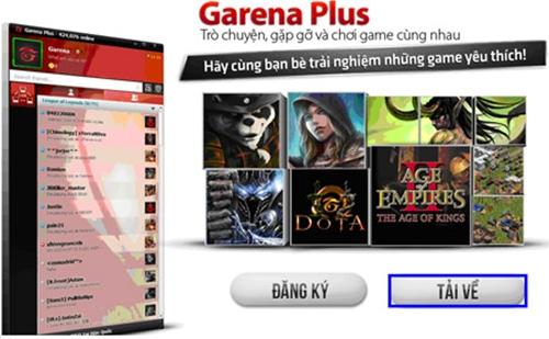 Hướng dẫn chi tiết cách sử dụng Garena trên iPhone, Android